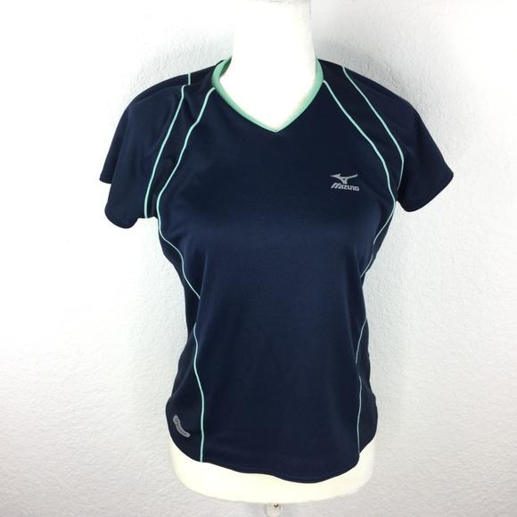 t-shirt mizuno running